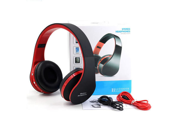 Durable Noise Cancelling Bluetooth Stereo Headset With Chargeable Battery